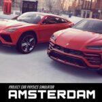 Amsterdam Project Car Physics Simulator