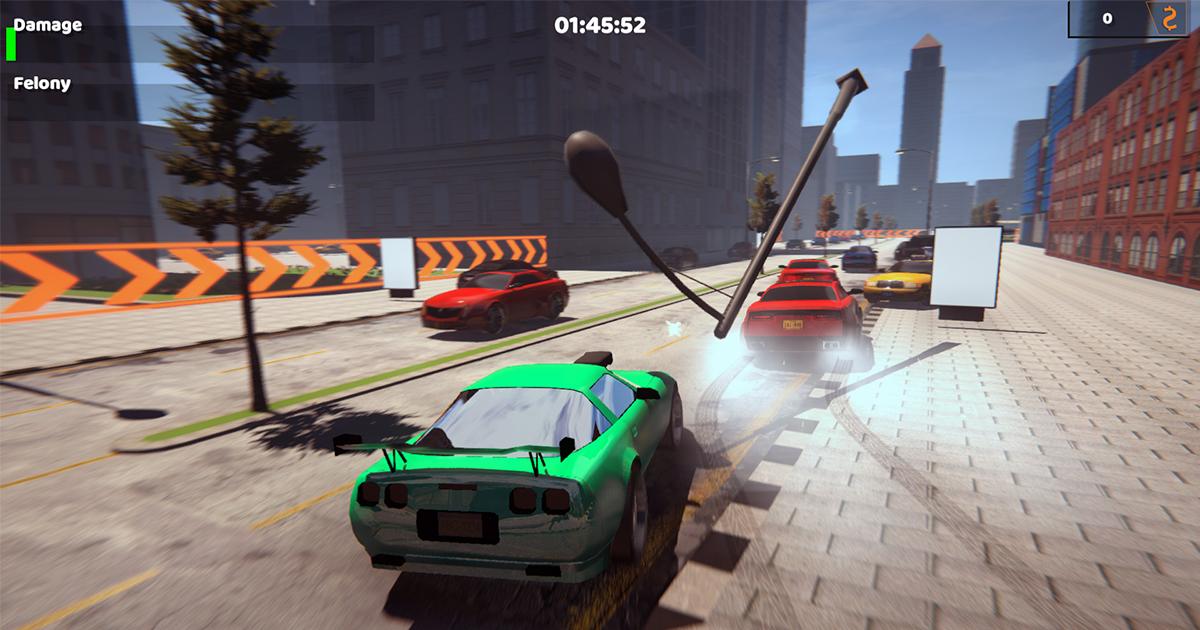 Image City Car Driving Simulator: Ultimate