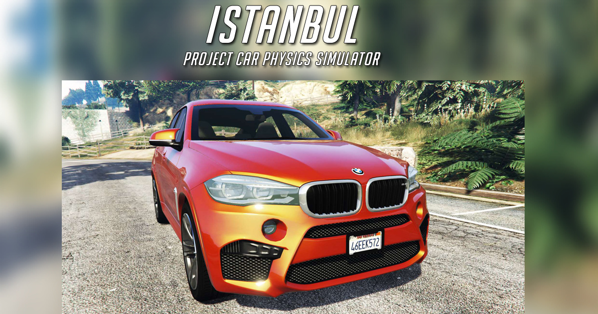 Image Istanbul - Project Car Physics Simulator