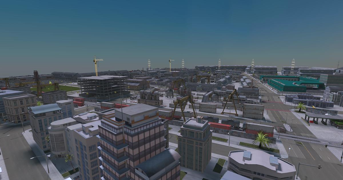 Image Project Car Physics Simulator Sandboxed: Atlanta
