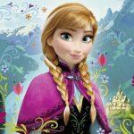 Anna Frozen Slide