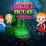 Baby Hazel Lighthouse Adventure
