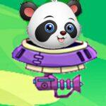 Baby Panda Space Adventure