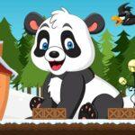 Christmas Panda Adventure
