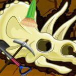 Digging Games – Find Dinosaurs Bones