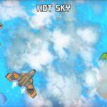 Hot Sky