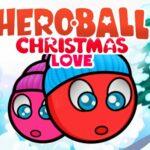 Red Ball Christmas love